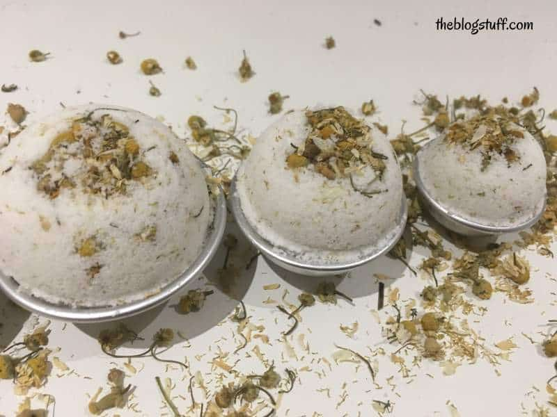 Diy essential oil bath bombs recipes