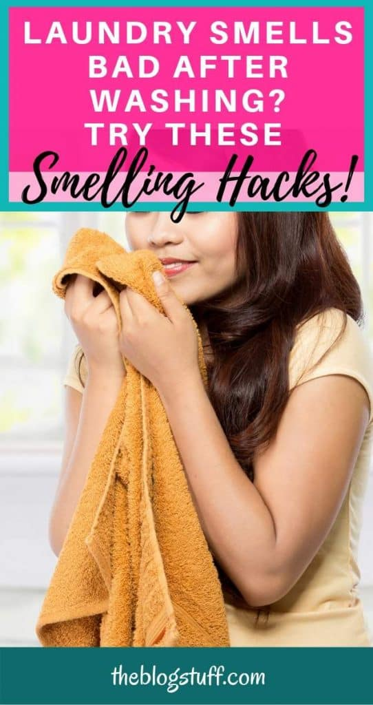 How to make your laundry smell good naturally