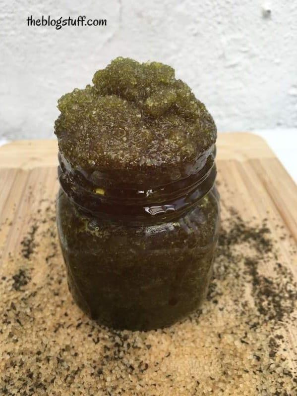 Best homemade brown sugar scrub recipe with essential oils