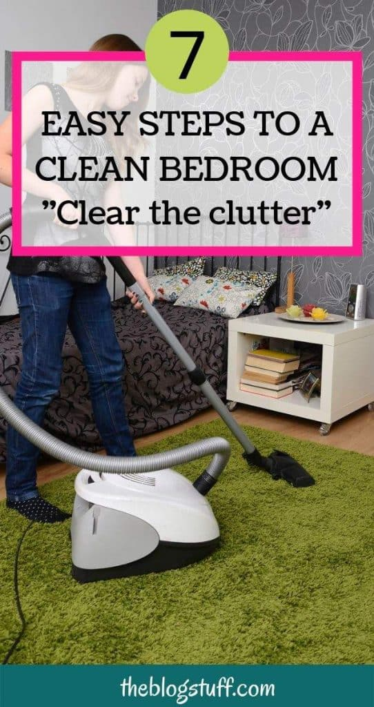 How to clean your bedroom with these easy tips