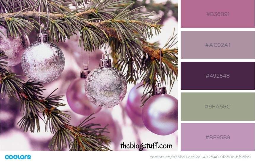 17 Christmas Color Palettes   Color Schemes & Trends (2019)