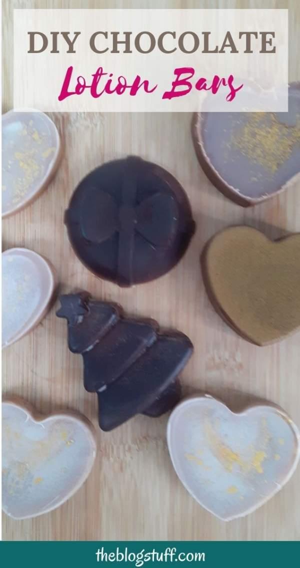 chocolate lotion bar recipe