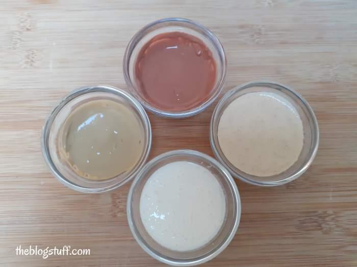 Homemade face masks for pore tightening